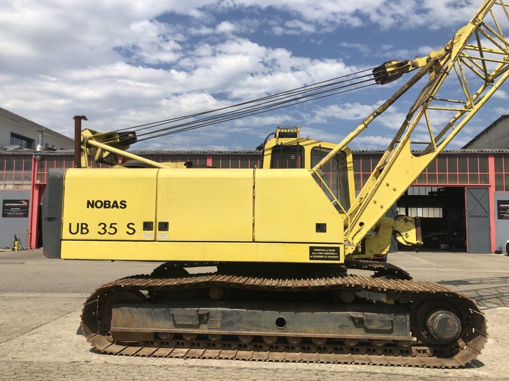 DRAGLINE NOBAS UB35S DRAG001