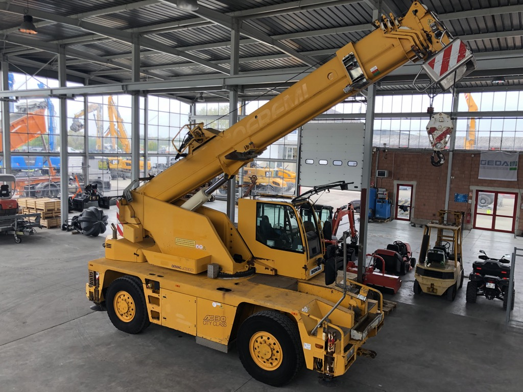GRUE AUTOMOTRICE D'OCCASION DEMAG AC30 City GR031