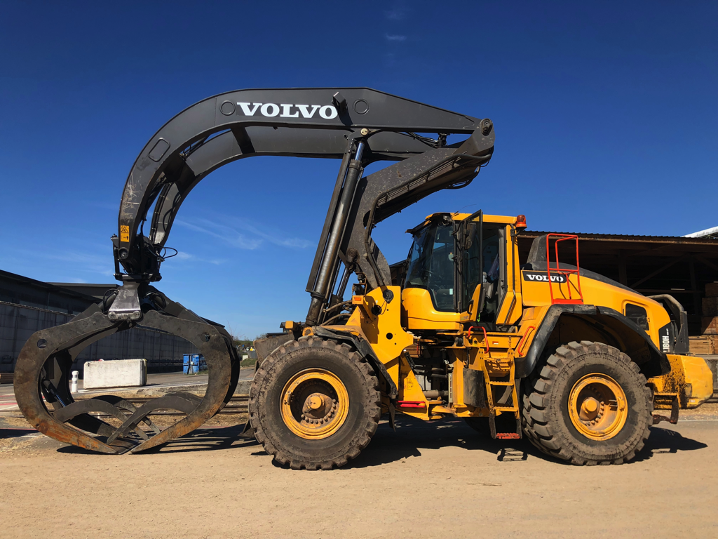 CHARGEUSE HIGH-LIFT BOIS  VOLVO L180H-HL    CHL001
