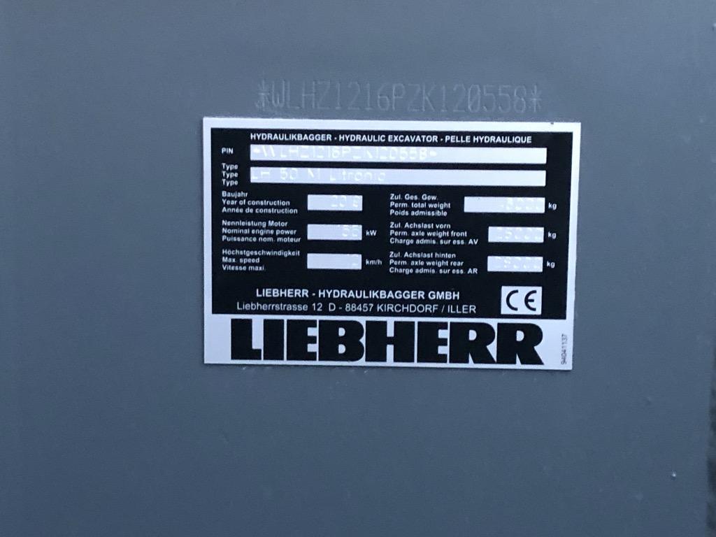 LIEBHERR LH50M  PM051