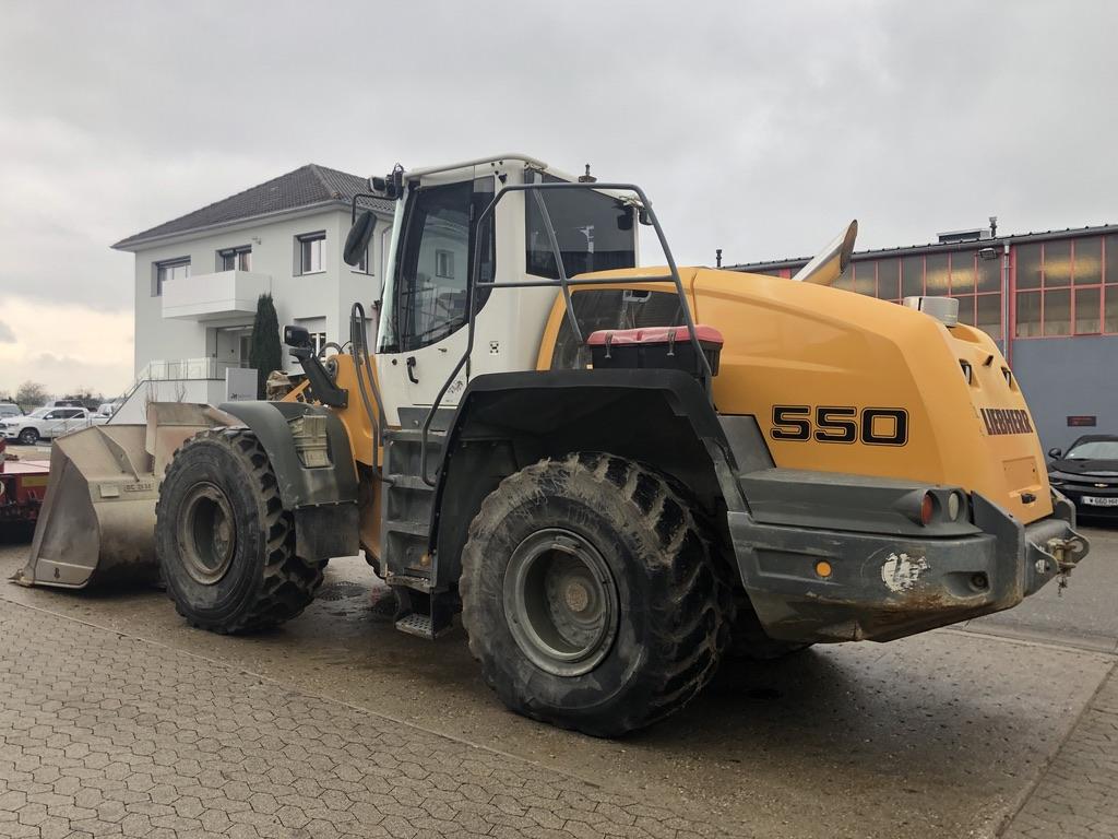 LIEBHERR L550  CP035