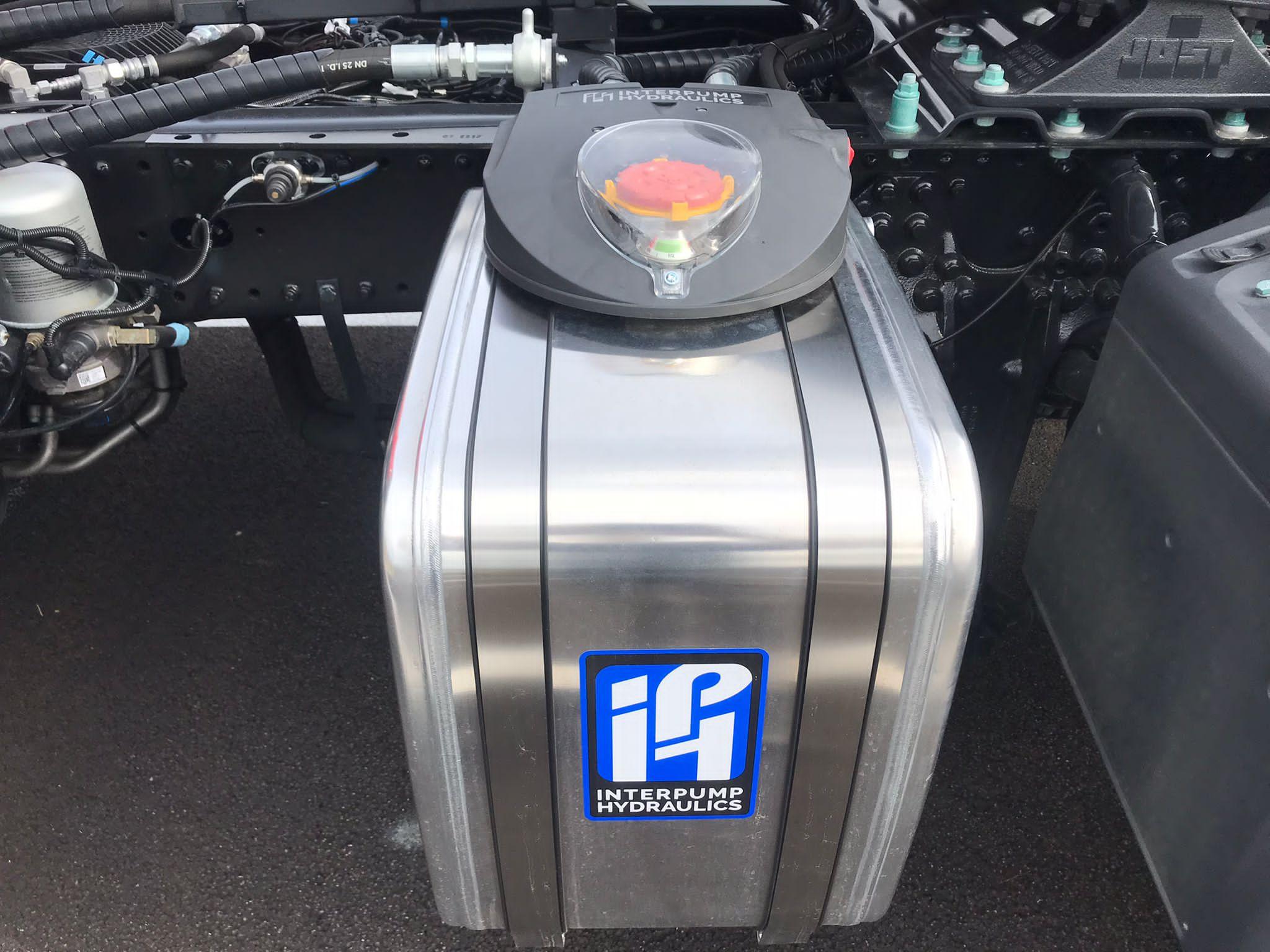 TRACTEUR MAN TGX 18.510 4X4 Hydrodrive BLS