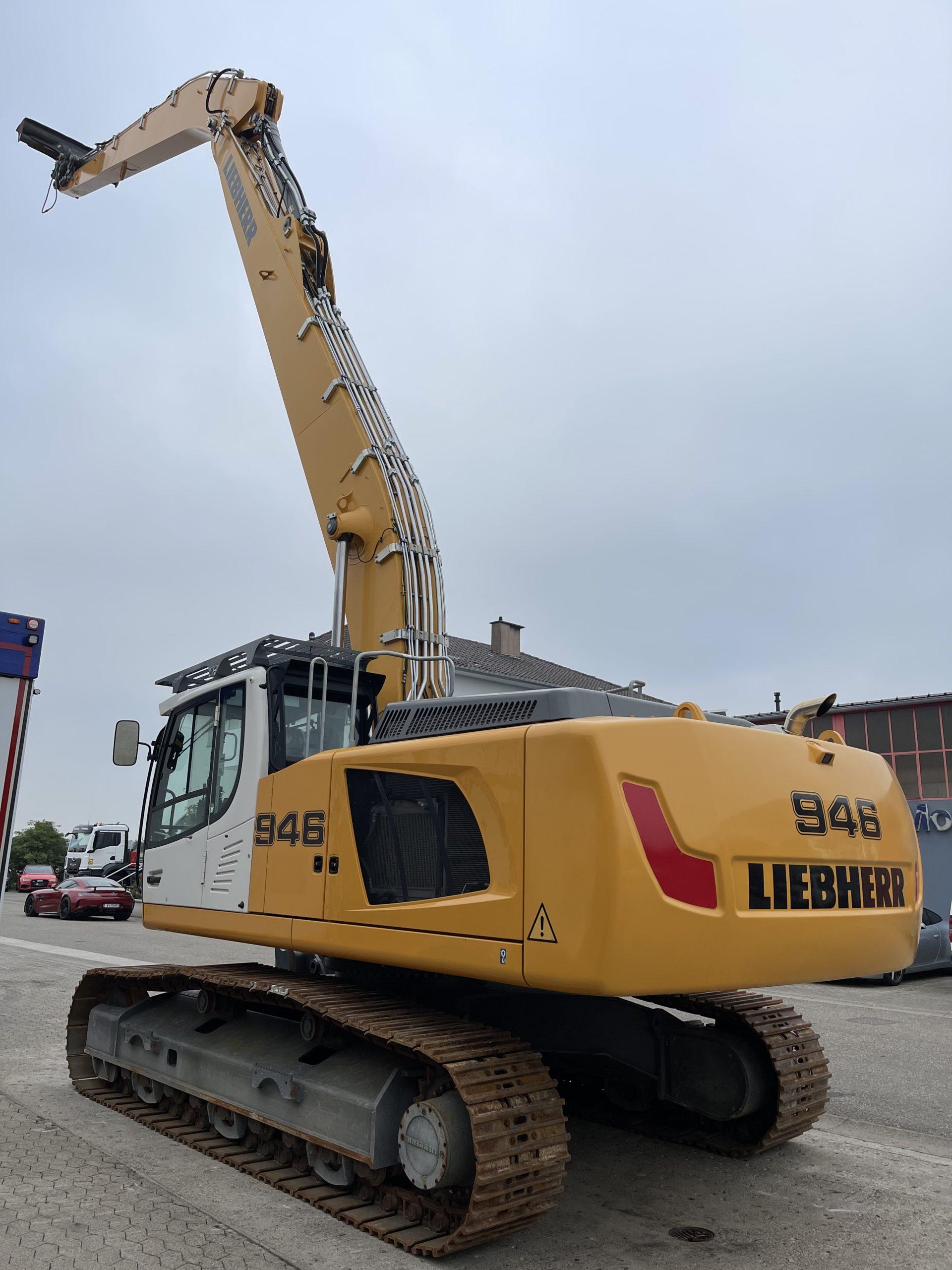 LIEBHERR R946LC-MU PC023